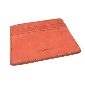 Madewell Card Case Wallet